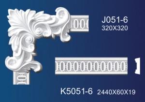 Flower Angle Line K5051