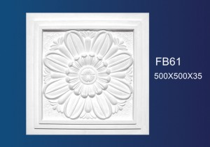 2019 Good Quality China Roman Column And Stigma Suppliers - Embossed Plate  FB61 – Jiupin Decoration