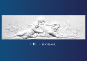Embossed Plate F18