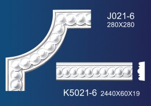 Flower Angle Line K5021