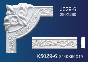 Flower Angle Line  K5029