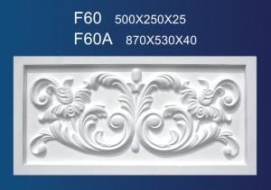 Embossed Plate  F60