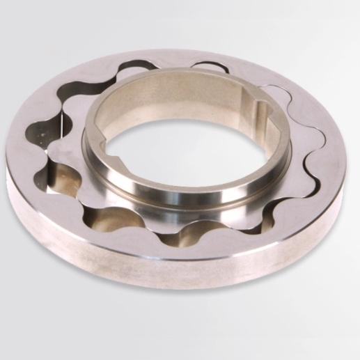 工厂稳定供应高精度钢制汽车油泵转子1
