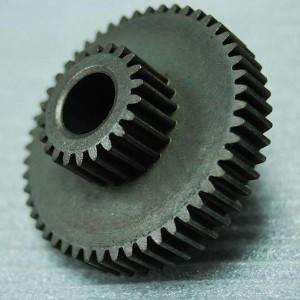 金属双齿轮减速器
