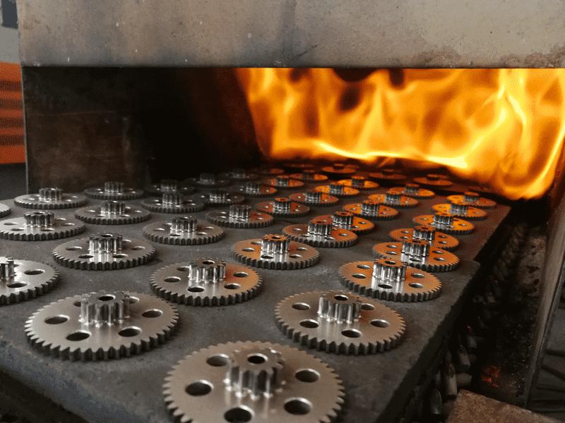 家电业的烧结金属零件