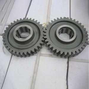 久负盛名的铁粉环齿轮-粉末冶金轮毂齿轮-精石