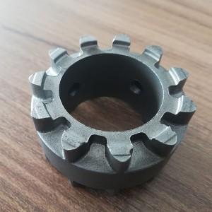 工厂免费样品电动工具齿轮-粉末冶金传动双齿轮温室开放系统-精石