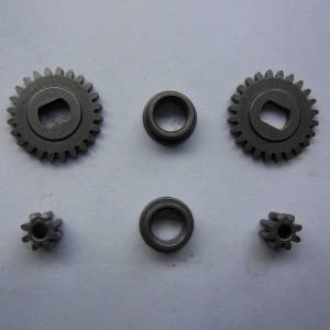 定制中国粉末冶金行星齿轮