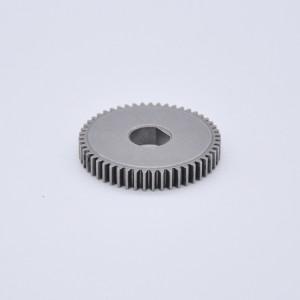 精密粉末冶金/烧结直齿圆柱齿轮-晶石