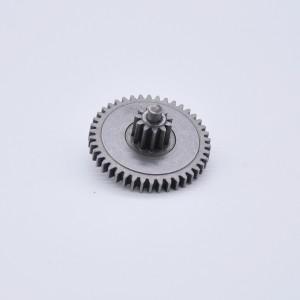 OEM粉末冶金双齿轮,用于电动工具/变速箱/电机