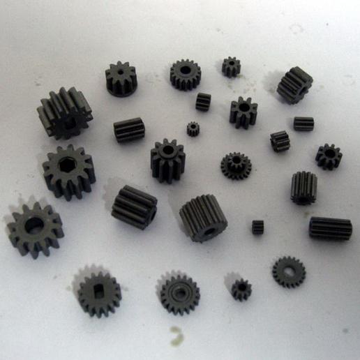 粉末冶金小型齿轮