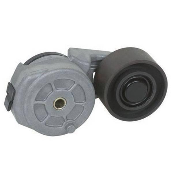 定时张紧器的滑轮在汽车引擎特色图像