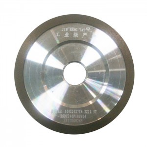diamond & CBN grinding wheels FOR  SHARPENING CARBIDE SAW BLADES SIDE 3A1 100X32X7X5