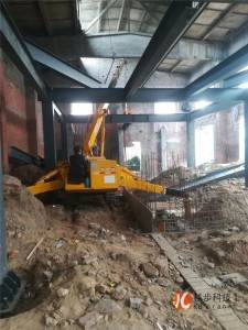 KB5.0 mini crawler crane, 5tons lifting capacity, with two powers
