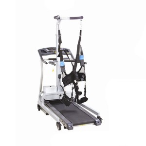 Professional China Children Standing Frame – Children Electric unweight system with medical slow treadmill – Kondak Medical