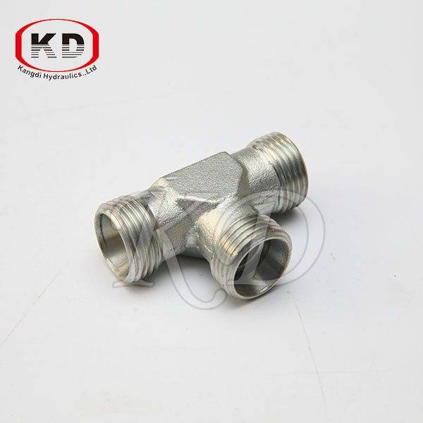 AC Metric Type Bite Thread Tube Fitting