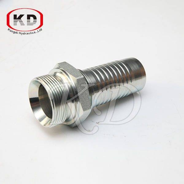 Reasonable price for 12611 Swaged Hose Fiting to Saudi Arabia Manufacturers