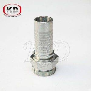 10511 Swaged Hose Hittn