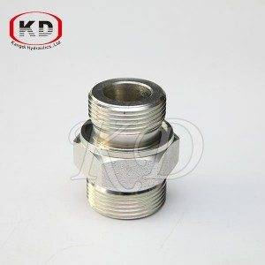 1DB Metric Thread Bite Type Tube Fitting