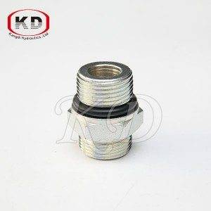1Co rosca métrica mordida Tube Type Fitting