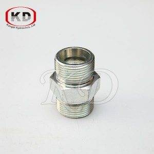 1 Metric Thread Bite Type Tube Fitting