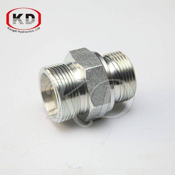 1Cb-rosca métrica mordida Tube Type Fitting Imaxe en destaque