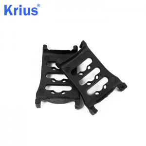 China Wholesale Cnc Nylon 66 Drag Chain Manufacturers - Plastic Nylon Cable Chain Separator – Krius