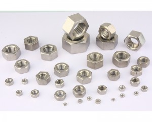 Reasonable price Stainless Steel Metric Bolts - Hexagon full nut DIN934 – Krui Hardware Product Co., Ltd.,