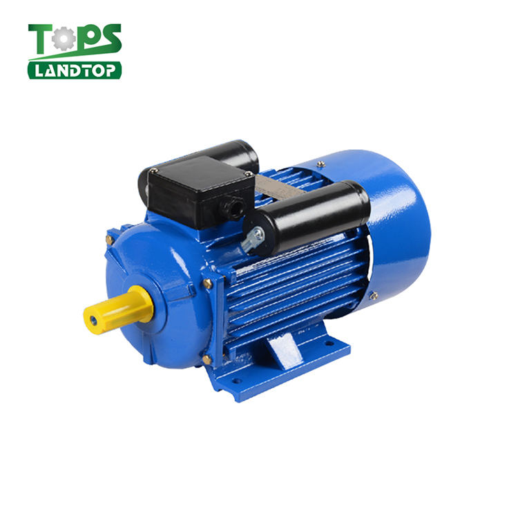 0.25HP-10HP YC/YCL Single-Phase Electric Motor Featured Image