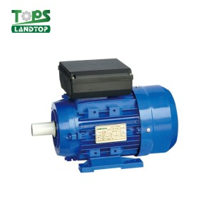 LANDTOP 0.25HP-5HP ML series aluminum housing single-phase dual-capacitor asynchronous motors