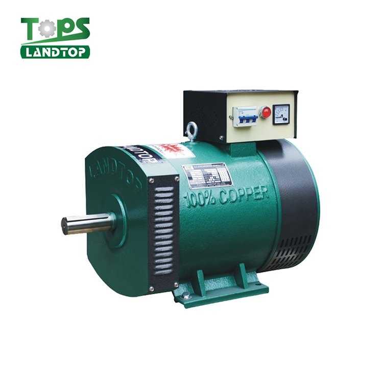 3KW-50KW STC Three Phase Brush Dynamo Alternator Featured Image