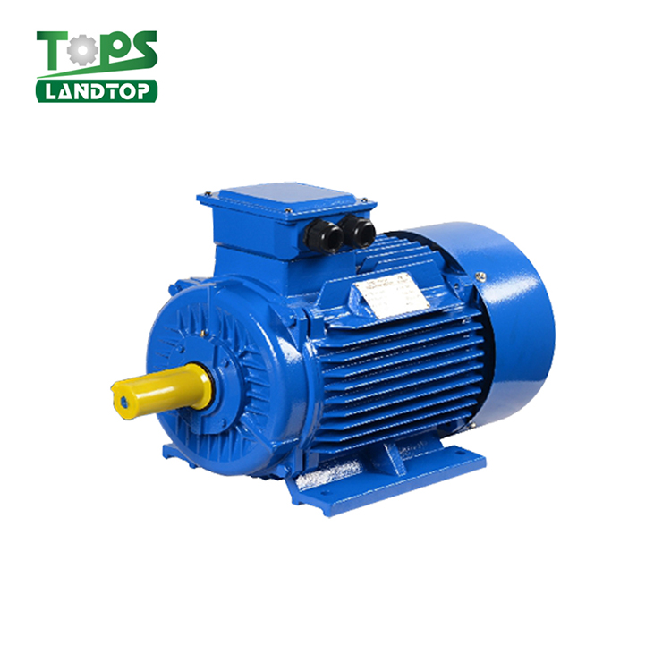 1HP-340HP Y2 Three-Phase Cast Iron Housing Electric Motor Featured Image