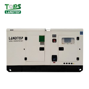 LANDTOP Gas Generator Steyr series from 125KW to 260KW