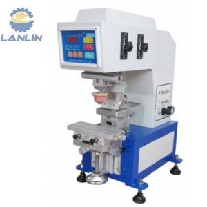 One Color Table Top Type Pad Printer