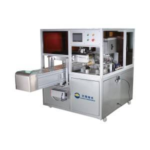 Automatic Pad Printing Machine With Rotary Index Working Table