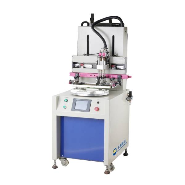 LP-S400F/S600F Semi Auto Screen Printing Machine With Index Working Table Featured Image