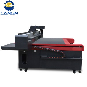 Manufacturer of Polythene Bag Printing Machine -