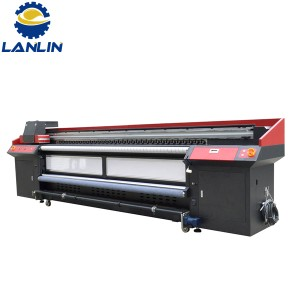 China Manufacturer for Leather Pirinting Machine -