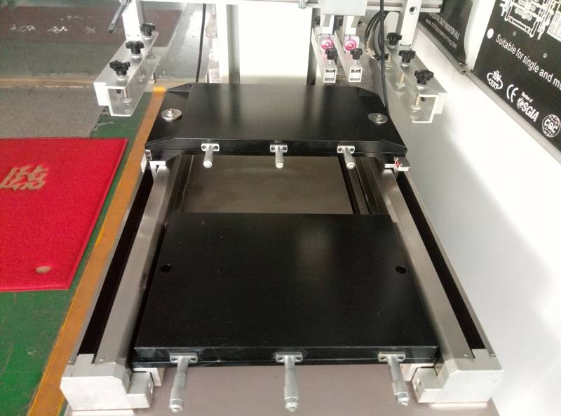 Short Lead Time for Metal Printer - Screen printing machine special