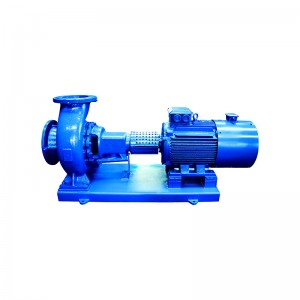 new type single-stage centrifugal pump