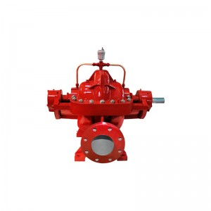 fire-fighting pump