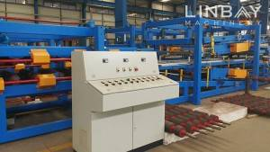 Pu Sanwichi Panel Production Line