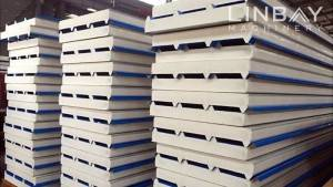 PU Sandwich Panel Line Production