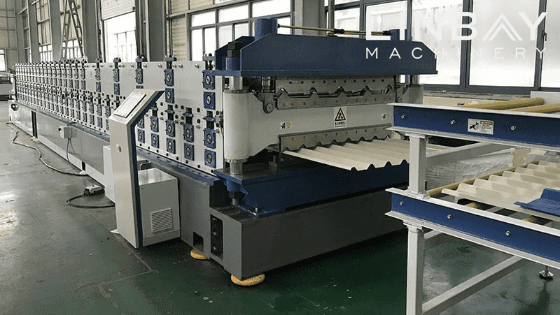 DLR Roll Forming Machine