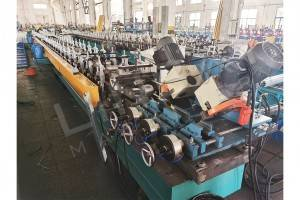 Door/Window Frame Roll Forming Machine