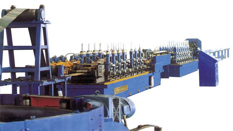 Carbon steel tube mill line ZG115-219 Featured Image