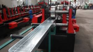 Z Purlin roll forming machine2