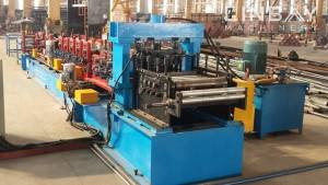 C Z Purlin Quick roll forming machine2