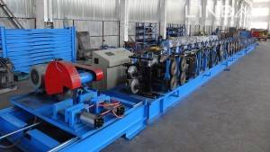 Step Beam roll forming machine