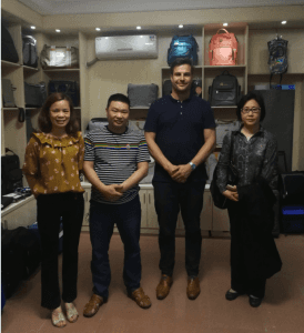 2018-04-23  Meeting with Hessel from Netherland